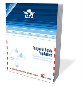 IATA Dangerous Goods Regulations 57th Edition (2016)