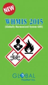WHMIS 2015 Pocketbook