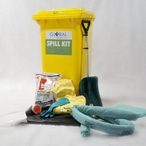 Spill Kit – 105L, Wheeled